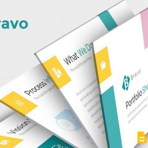 Bravo - Google Slides Template