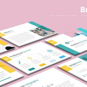 Bravo - Powerpoint Template