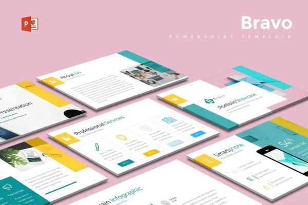 Bravo - Powerpoint Template