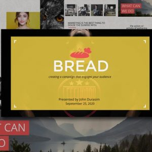 BREAD Google Slides