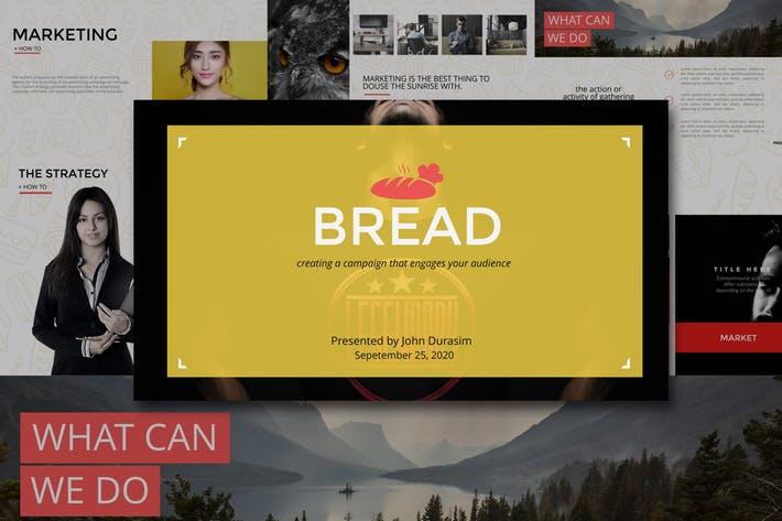 BREAD Google Slides
