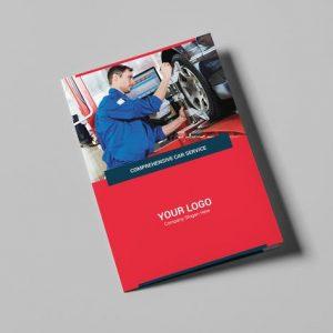 Brochure – Auto Repair Bi-Fold