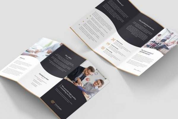 Brochure – Business Consulting Tri-Fold