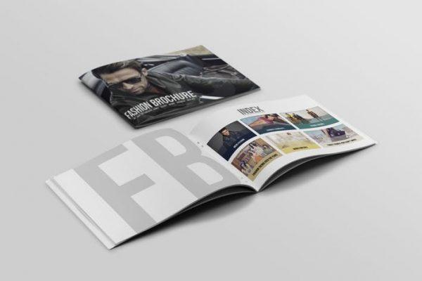 Brochure Catalogue Template