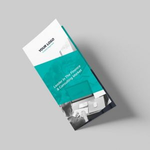 Brochure – Corporate Bi-Fold DL