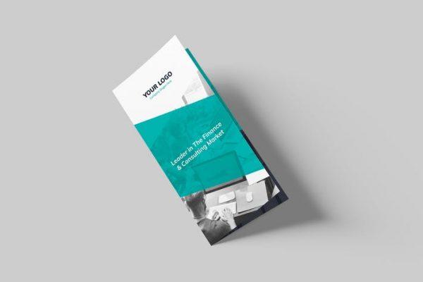 Brochure – Corporate Bi-Fold DL