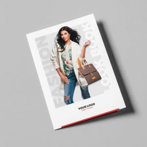 Brochure – Fashion Look Book Bi-Fold