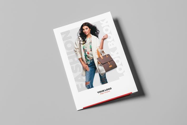 Brochure – Fashion Look Book Bi-Fold