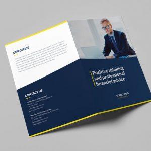 Brochure – Finance and Business Bi-Fold