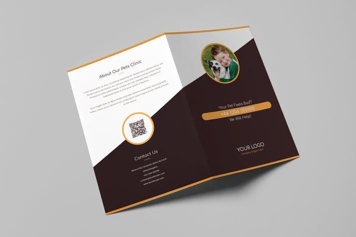 Brochure – Pets Care Bi-Fold