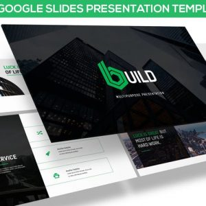 Build - Google Slides Template