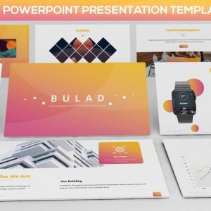 Bulad - Multipurpose Powerpoint Template