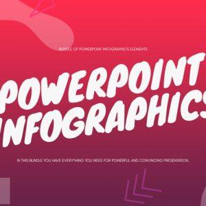 BUNDLE - PowerPoint Infographics Slides