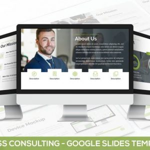 Business Consulting - Google Slides Template