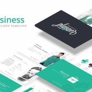 Business Google Slides Template