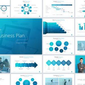 Business Plan Google Slides Template