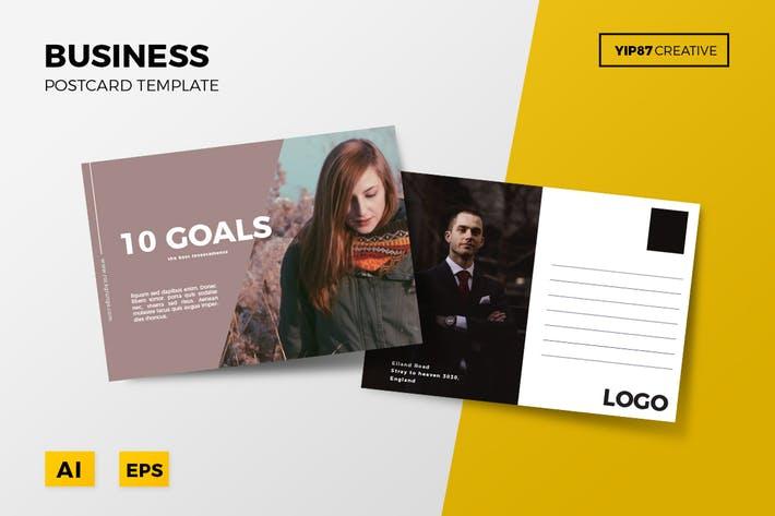 Business Postcard