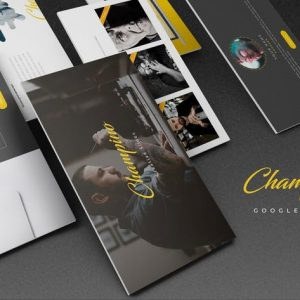 Champino - Google Slides Template