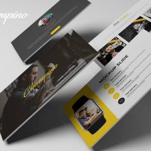 Champino - Powerpoint Template