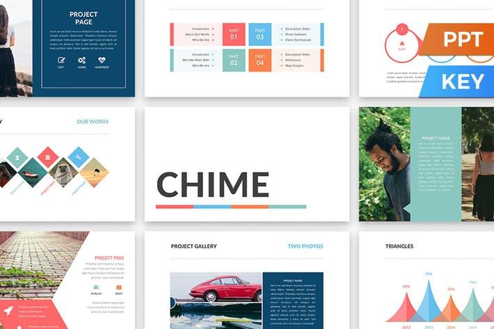 Chime Presentation Template