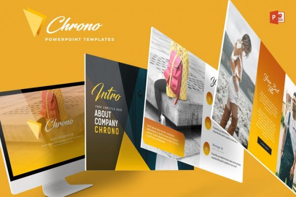 Chrono - Powerpoint Template
