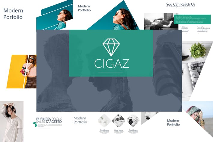 CIGAZ Google Slides