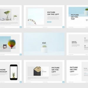 Ciri Powerpoint Template