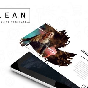 Clean - Google Slides Template