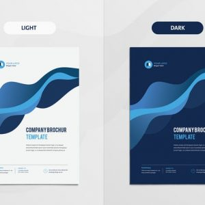Clean & Modern Multipurpose Brochure V2