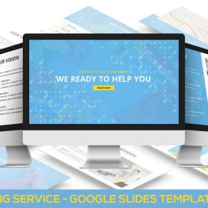 Cleaning Service - Google Slides Template