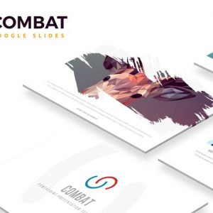 Combat - Google Slides Template