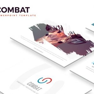 Combat Powerpoint Template