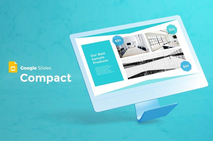 Compact - Google Slides Template