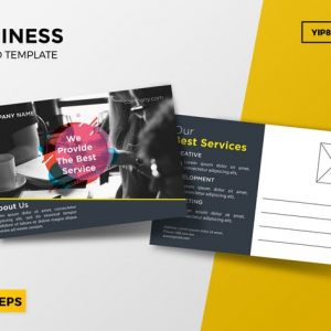 Company Postcard