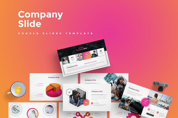 Company Slide - Google Slides Template