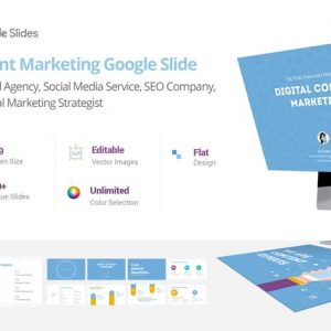 Content Marketing - Google Slide Presentation