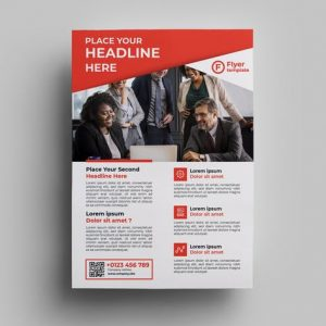 Corporate Flyer Design.10