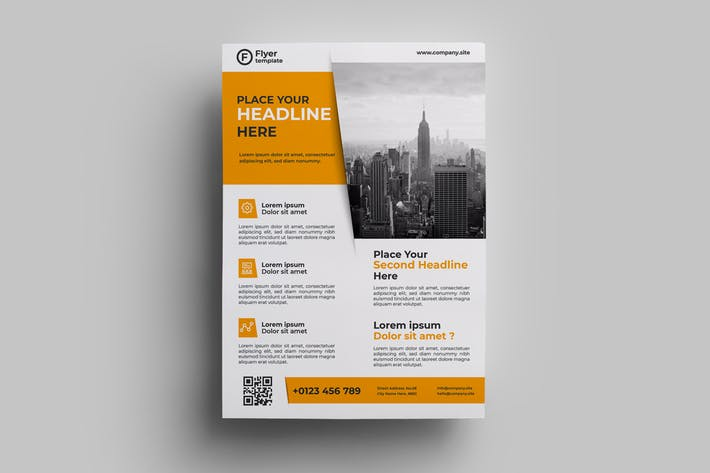 Corporate Flyer Design.15