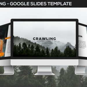 Crawling - Google Slides Template