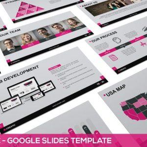 Creatic Google Slides Template