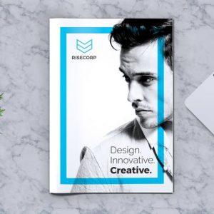 Creative Brochure Template Vol. 23