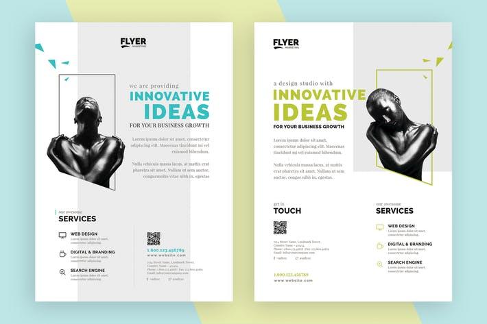 Creative / Corporate Flyer