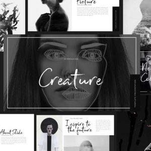 Creature - Powerpoint
