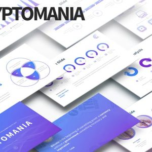 Cryptomania - Multipurpose PowerPoint Presentation