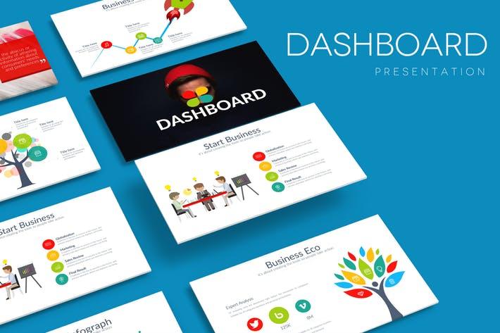 DASHBOARD Google Slides