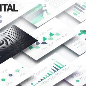 Digital - Multipurpose Google Slide Presentation