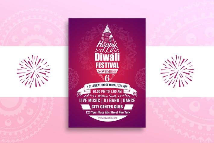 Diwali Flyer