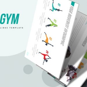 E-Gym Google Slides Template
