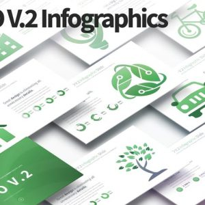 ECO V.2 - PowerPoint Infographics Slides