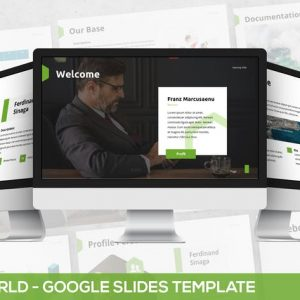 Ecoworld - Multipurpose Google Slides Template
